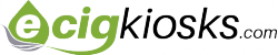 Logo for ecig kiosks
